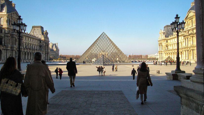 Paríž, Louvre
