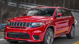 Jeep Grand Cherokee Trackhawk - 2017