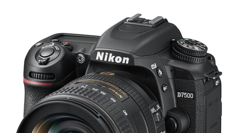 Nikon, D7500, zrkadlovka