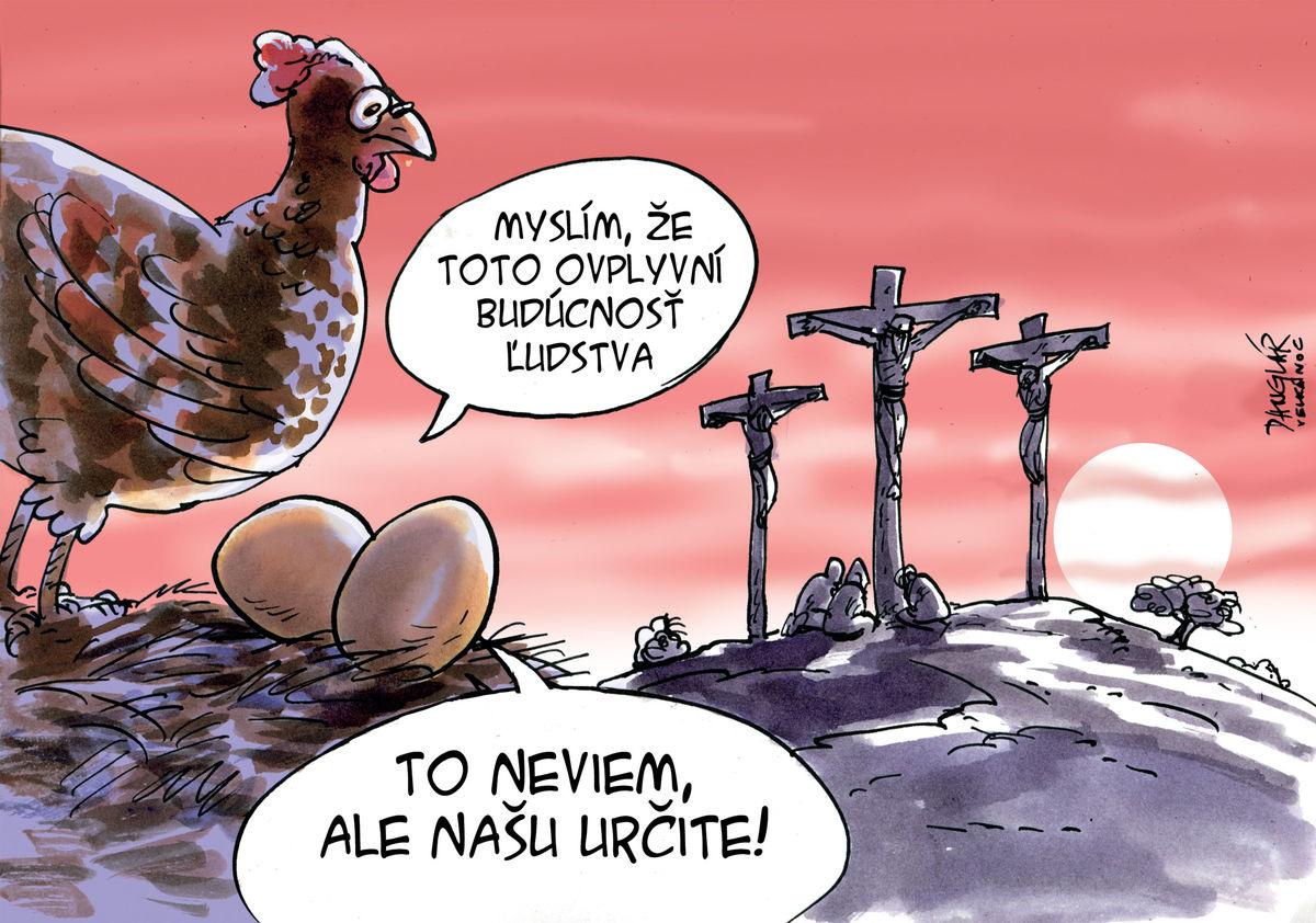 Karikatúra 15.04.2017