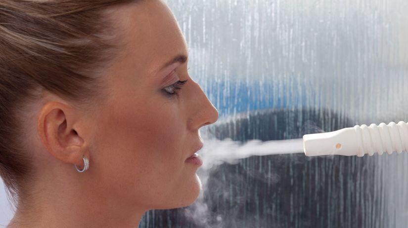 inhalácia, dýchanie, dýchacie cesty