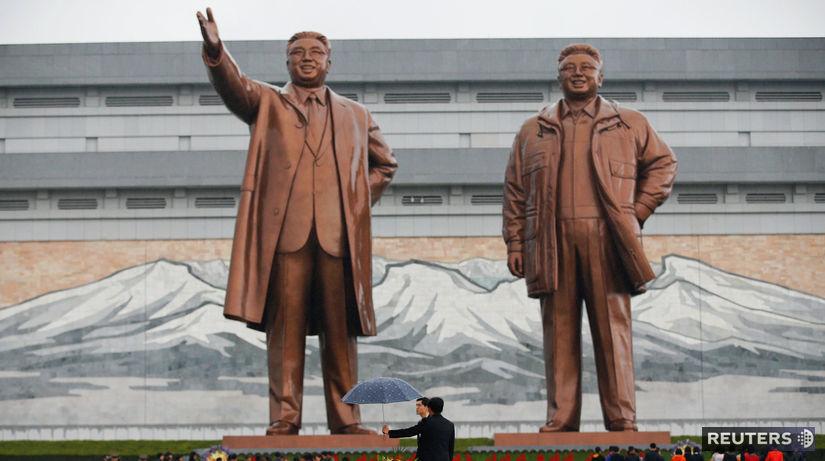 kľdr, severná kórea, Kim Ir-sen