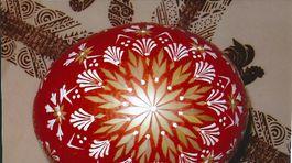 Zdobene voskovanim a slamou - Bohumir Vano - Prievidza