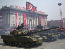 korea, severna korea, tank, kldr