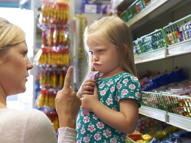 Dieťa, hnev, krik, hádka, mama