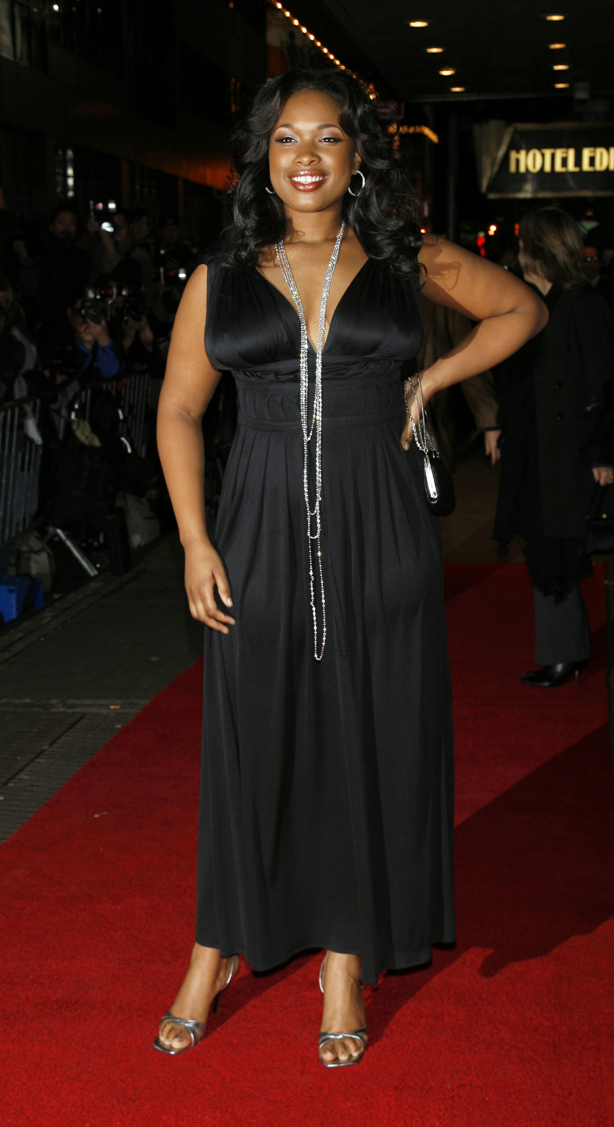 Jennifer Hudson na zábere z roku 2006.