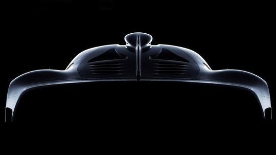 AMG Project One: Hyperšport od Mercedesu už testujú na okruhu