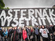 O prípadnom zastavení stíhania Ladislava Bašternáka rozhoduje prokurátor