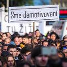Bratislavu čakajú protesty proti korupcii i Kiskovi