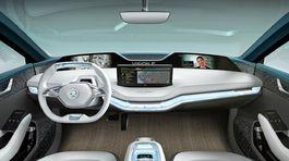 Škoda Vision E Concept - 2017