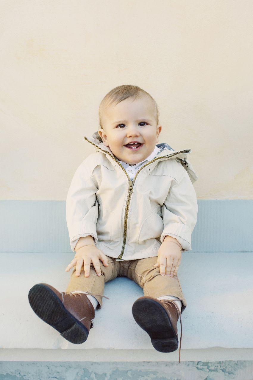 Princ Alexander má jeden rok.