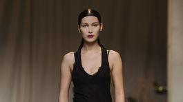 Bella Hadid v kolekcii H&M Studio