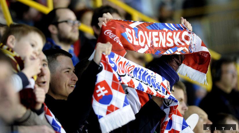 fanúšikovia, Slovensko