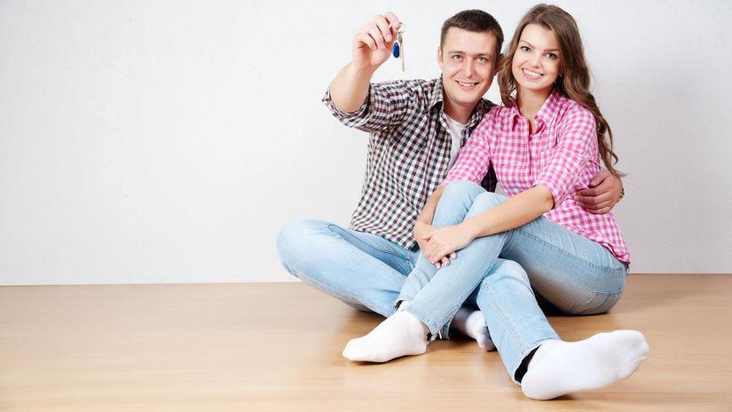 hypotéka, stavebné, sporenie, byt, peniaze