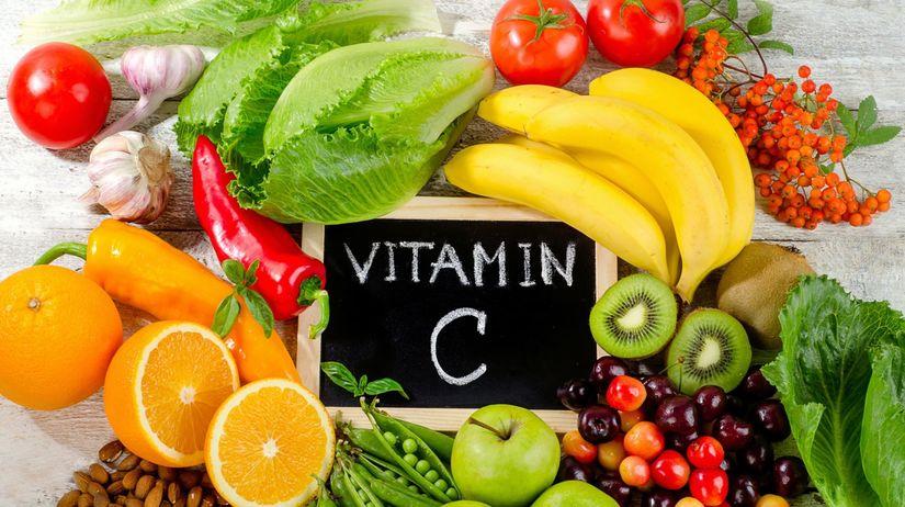 ovocie, zelenina, vitamín, vitamín C