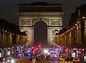 Streľba na Champs-Élysées.