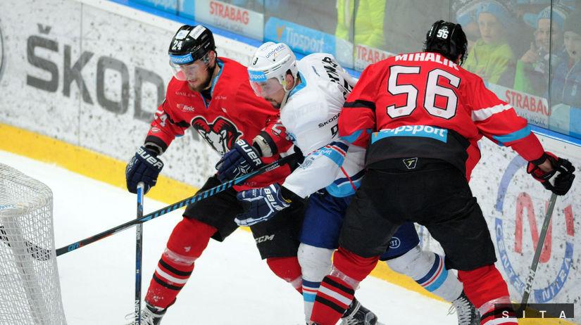 Judd Blackwater, Tomáš Zigo, Vladimír Mihálik