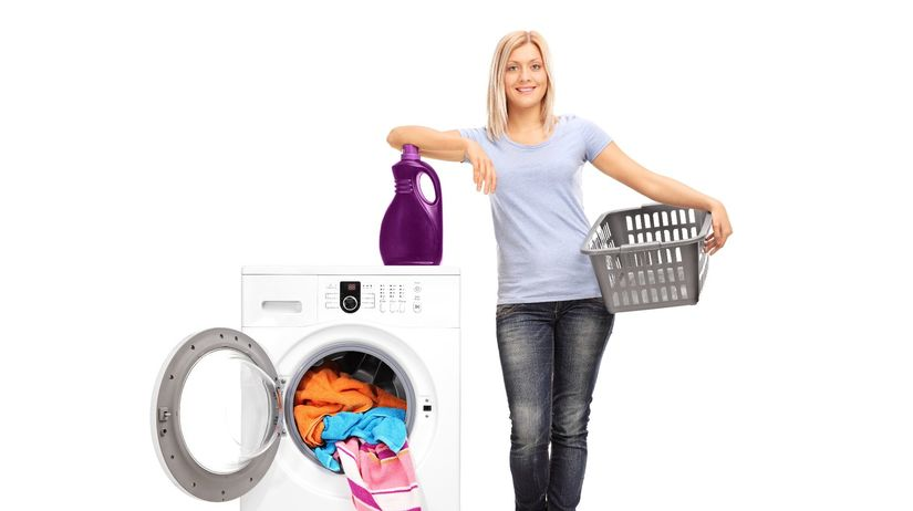 pranie, bielizeň