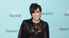 Známa televízna celebrita Kris Jenner.