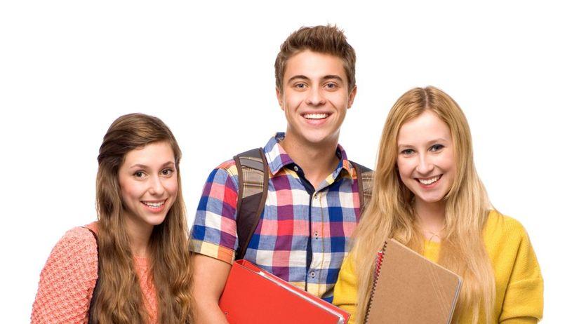 absolventi, študenti, práca, kariéra