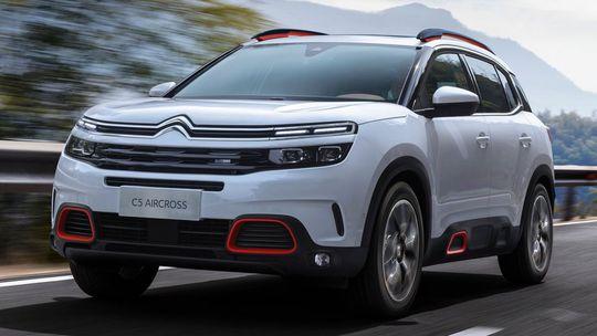 Citroën C5 Aircross: Sedan končí, na scéne je crossover!