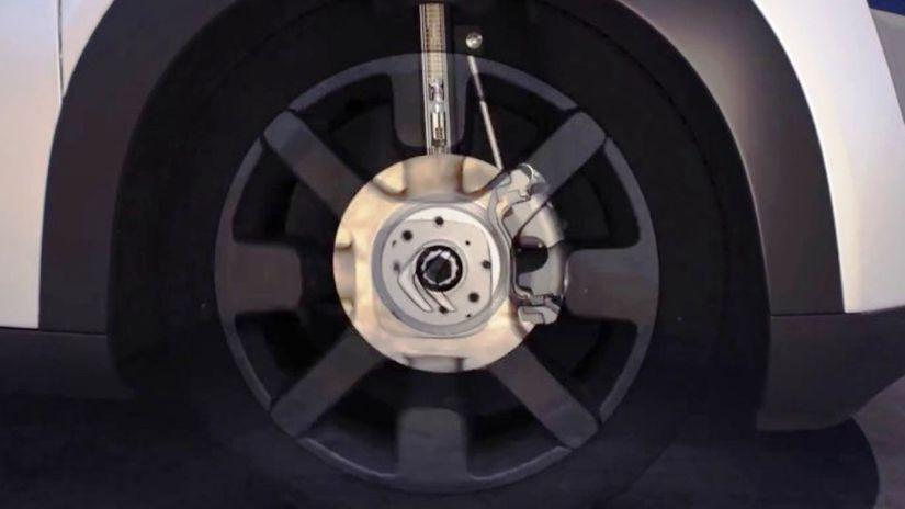 Citroën - Progressive Hydraulic Cushions