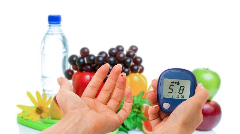 cukor, ovocie, cukrovka, diabetik