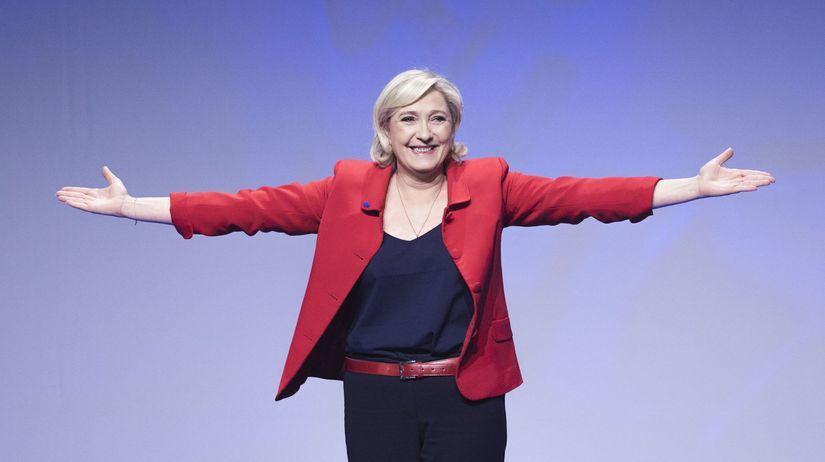 francuzsko, voľby, prezident, marine le penová