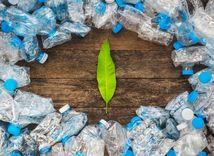 pet flase, plast, recyklacia