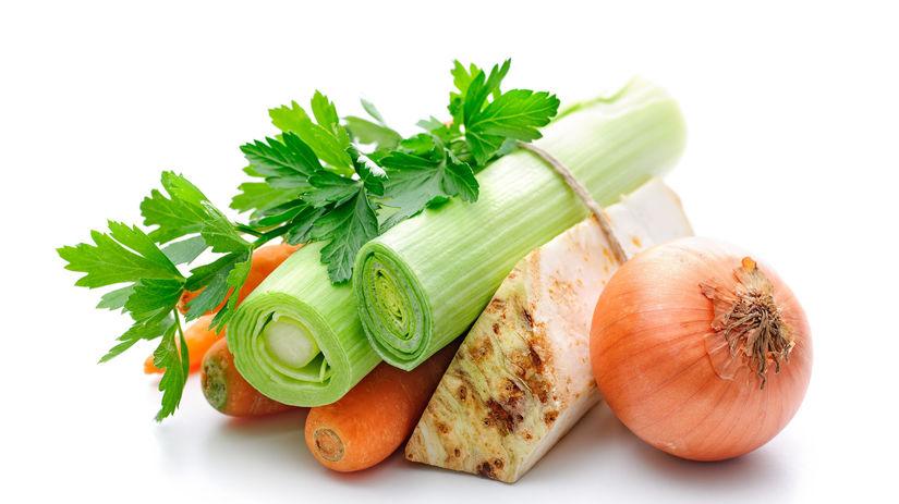 zelenina, varenie