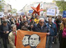 protest, budapest, orban, madarsko