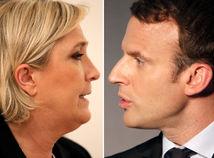 O Elyzejský palác v druhom kole zabojujú Macron a Le Penová