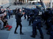 protest, pariz,
