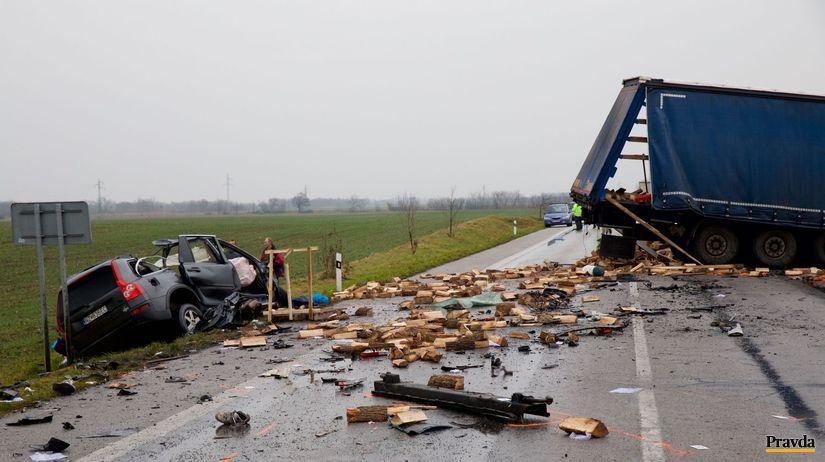 dopravná nehoda, cesty, auto