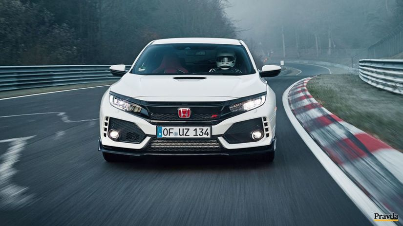 Honda Civic Type-R - 2017 - Nürburgring