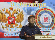 kadyrov, čečensko, rusko,