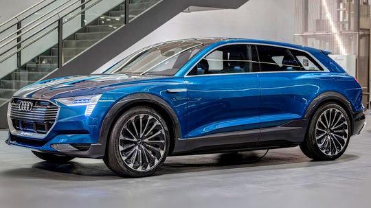 Audi e-tron quattro: SUV na elektrinu mieri na prvý trh