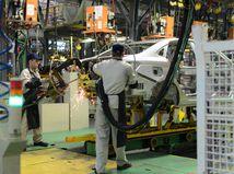 výroba áut