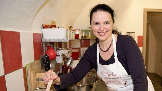 Jozefína Růžičková, varenie, marmeláda
