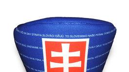 Slovakia klobúk s hymnou