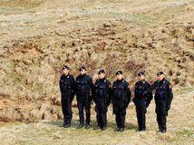 Taliansko, carabinieri, karabinieri, policajti, uniformy