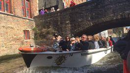 Bruggy, Belgicko, kanál, loď, prehliadka mesta