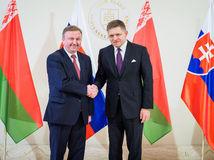 Bielorusko môže byť podľa Fica pre Slovensko mostom do Eurázie