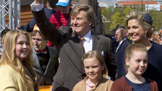 Holandsko oslavuje kráľovu päťdesiatku. Bilancuje: V živote som prekročil mnoho čiar