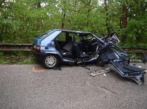 nehoda, vrak, havária
