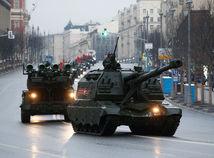 sprievod, moskva, rusko, cervene namestie, tank, hufnica