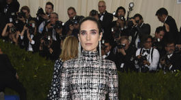Herečka Jennifer Connelly v kreácii Louis Vuitton.