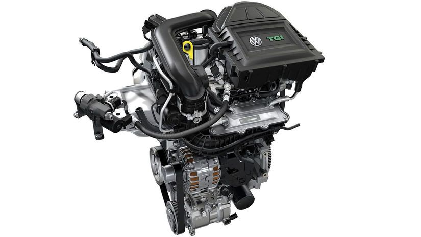 VW - motor 1,0 TGI