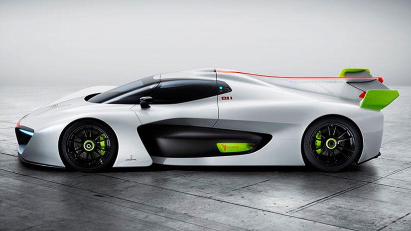 Pininfarina H2 Speed Concept - 2016