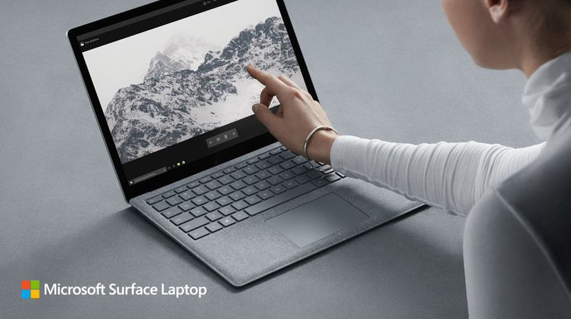 Surface Laptop, Microsoft